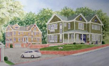 Custom Homes for Sale