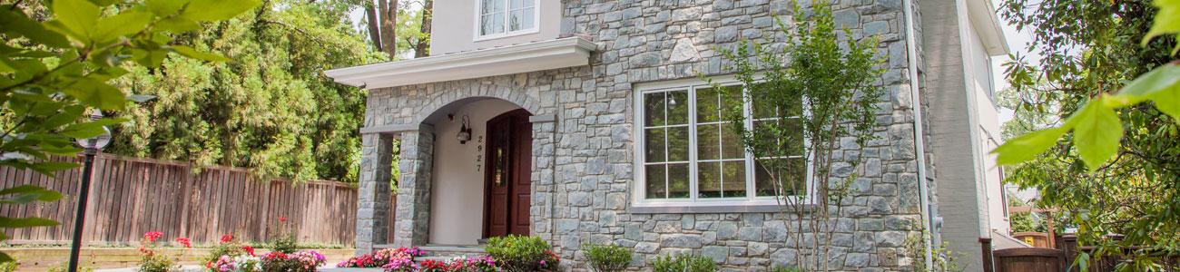 Custom built luxury homes in Washington DC