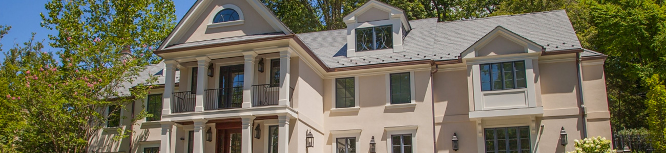 Well designed custom homes in Washington DC