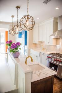 Kitchen design by Chryssa Wolfe