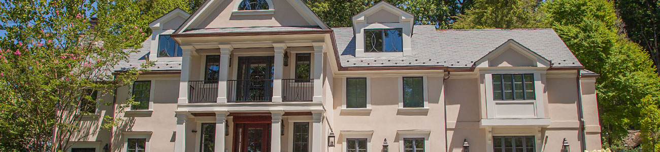 Custom homes for sale in Washington DC