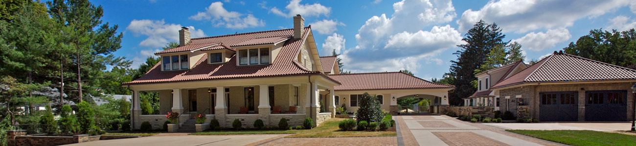 Luxury custom homes by Chryssa Wolfe with Hanlon Design