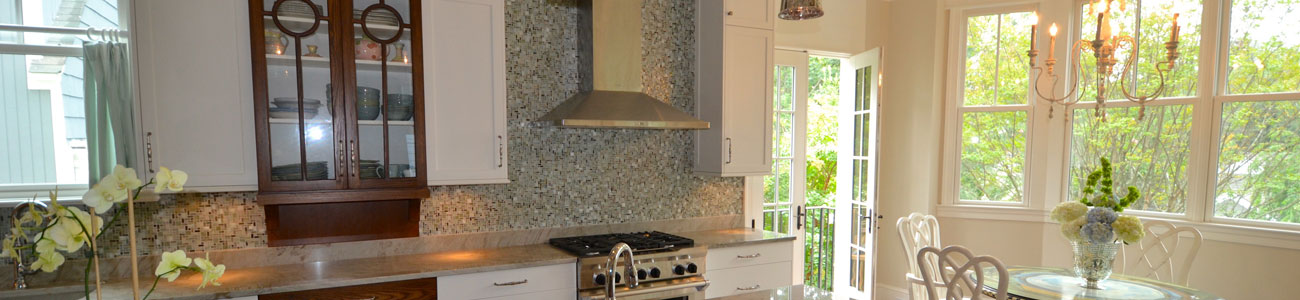 Custom eco-friendly luxury home by Hanlon Design Build