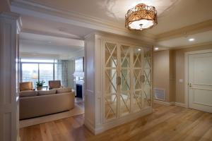 Custom built-in by Hanlon Design Build