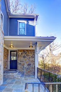 2940 Albemarle Exterior Front Door