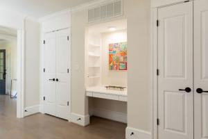 Custom built-ins, 3723 Reservoir Rd