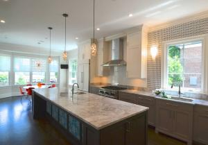 Designer kitchen in Washington DC