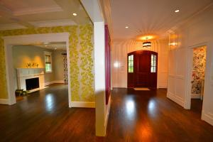 Custom built home by Chryssa Wolfe with Hanlon Design Build