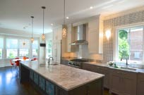 Designer kitchen by Chryssa Wolfe