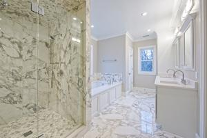 Cathedral Ave Master Bath