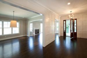 Custom home by Hanlon Design Build