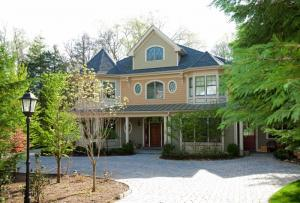 Custom built by Hanlon Design Build in Chevy Chase MD