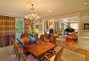 Custom home by Chryssa Wolfe with Hanlon Design