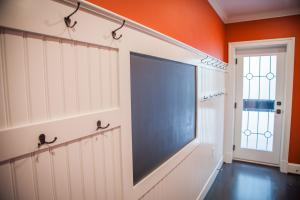 Custom storage by Hanlon Design Build