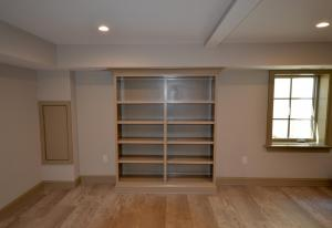Revolutionizing Burleith Interiors, Built-ins
