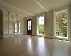 Revolutionizing Burleith Interiors, Windows, Built-ins