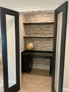 Custom built-ins, 3721 Reservoir Rd